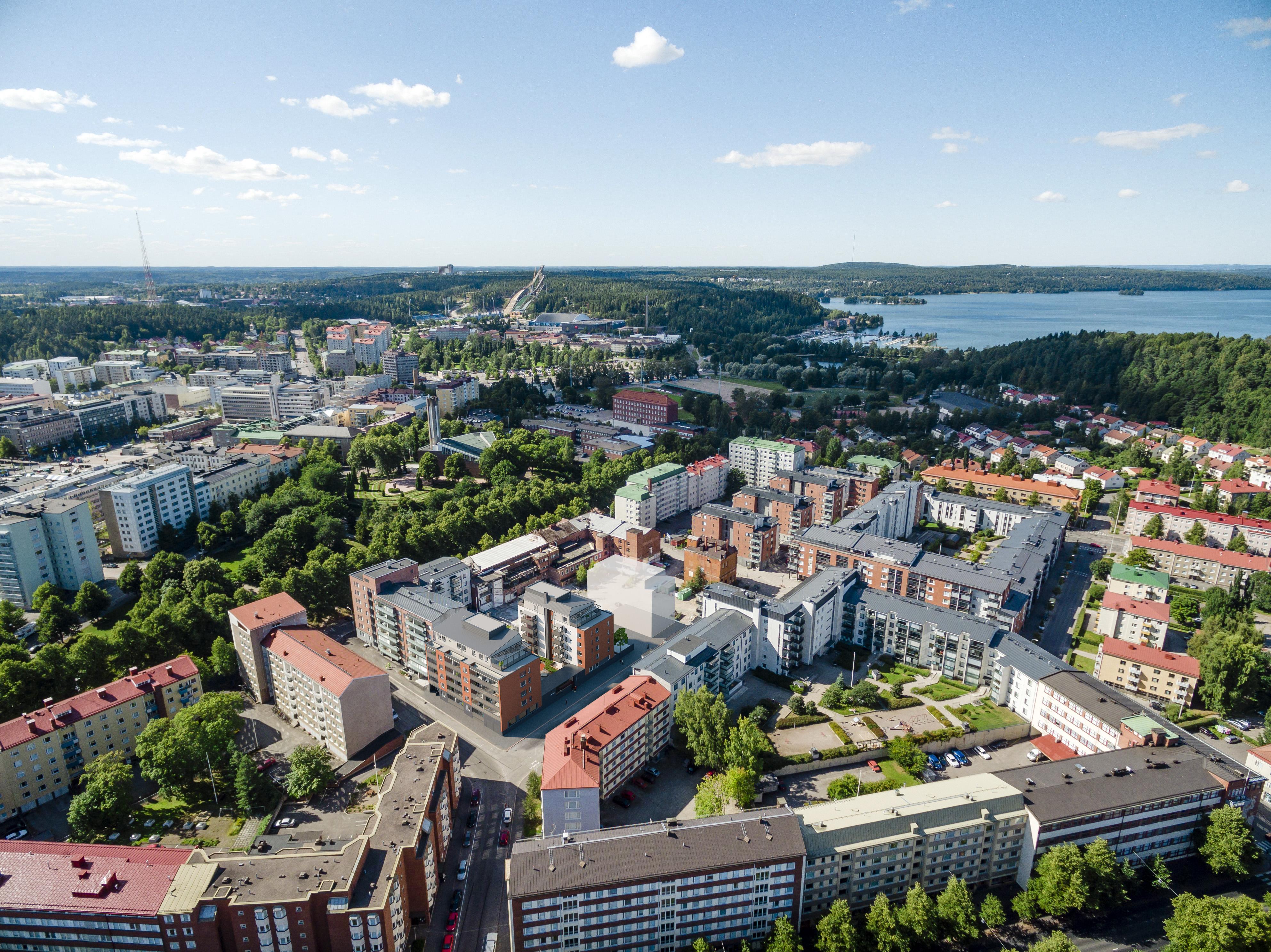 Skanska Lahti